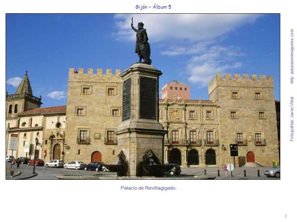 3 Gijón - Álbum 5 Fotografías: Javier Vidal http: asturiasenimagenes.com Palacio de Revillagigedo.