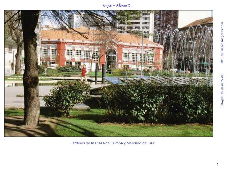 8 Gijón - Álbum 5 Fotografías: Javier Vidal http: asturiasenimagenes.com Jardín Botánico Atlántico.