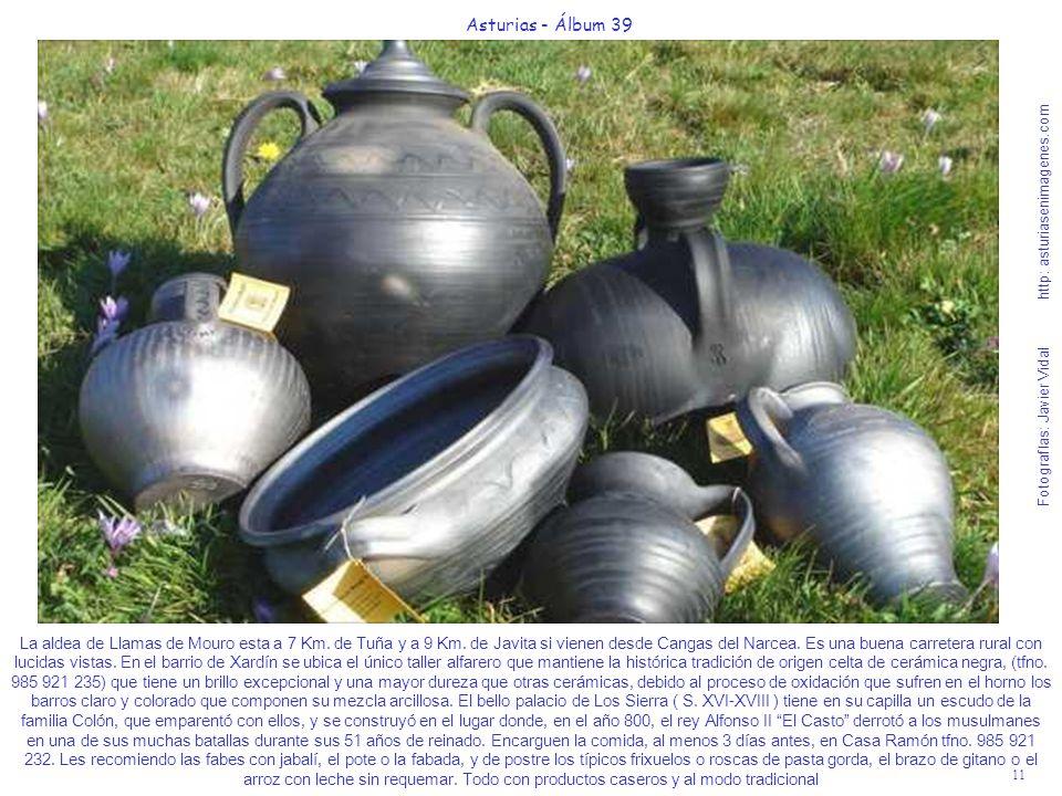 11 Asturias - Álbum 39 Fotografías: Javier Vidal http: asturiasenimagenes.com La aldea de Llamas de Mouro esta a 7 Km. de Tuña y a 9 Km. de Javita si