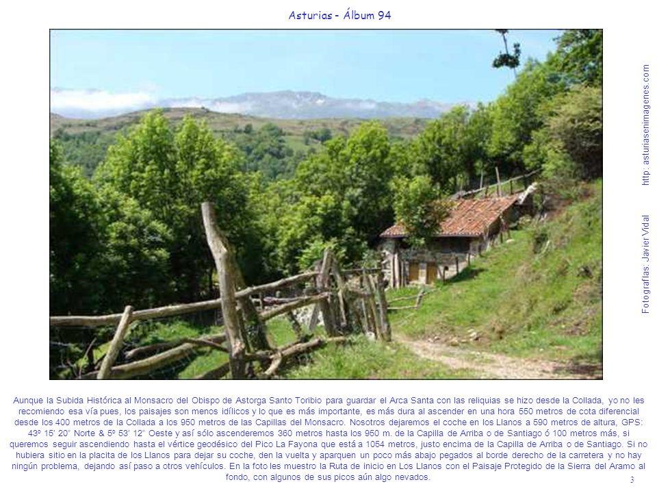 3 Asturias - Álbum 94 Fotografías: Javier Vidal http: asturiasenimagenes.com Aunque la Subida Histórica al Monsacro del Obispo de Astorga Santo Toribi