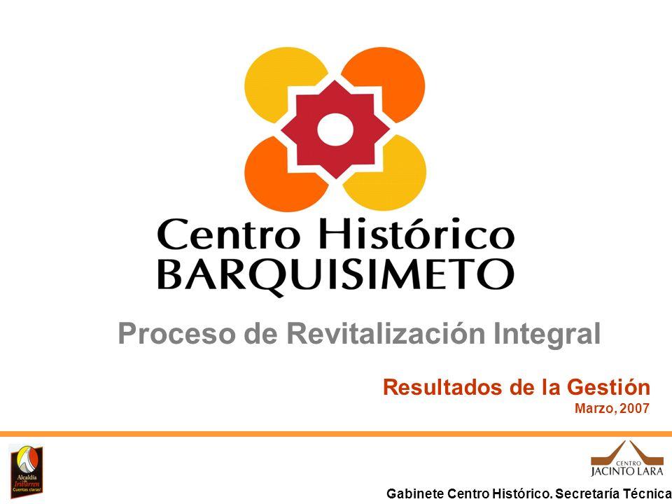 Gabinete Centro Histórico.