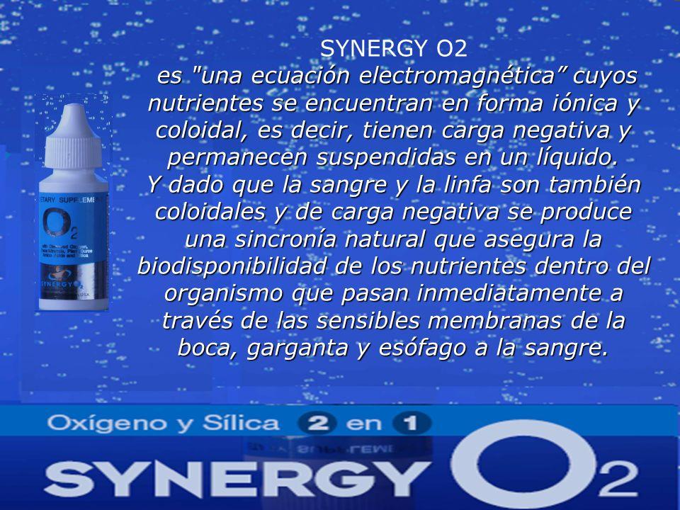 SYNERGY O2 es
