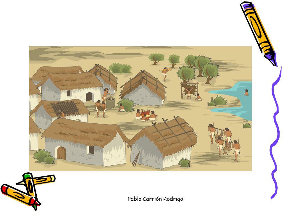 Pablo Carrión Rodrigo Los primeros pobladores de la península trabajan los metales : (hace 4.000 años) En un principio fabricaron utensilios de metal