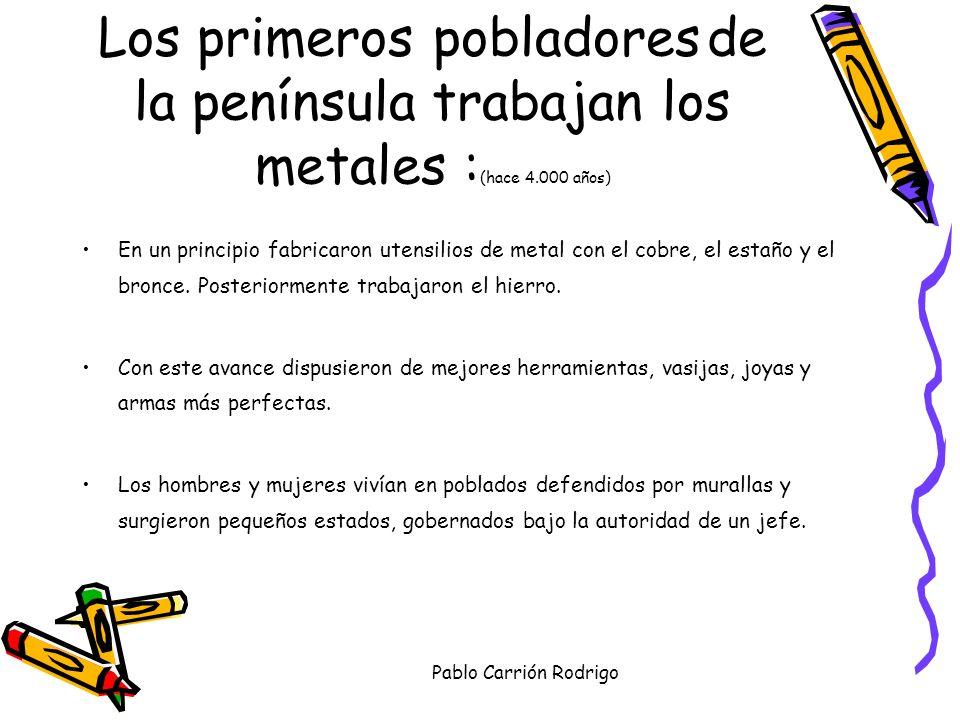 Pablo Carrión Rodrigo TAULA DE TREPUCÓ, MENORCA
