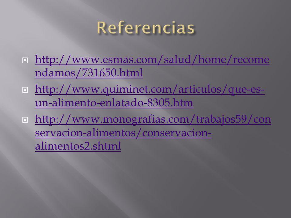 http://www.esmas.com/salud/home/recome ndamos/731650.html http://www.esmas.com/salud/home/recome ndamos/731650.html http://www.quiminet.com/articulos/