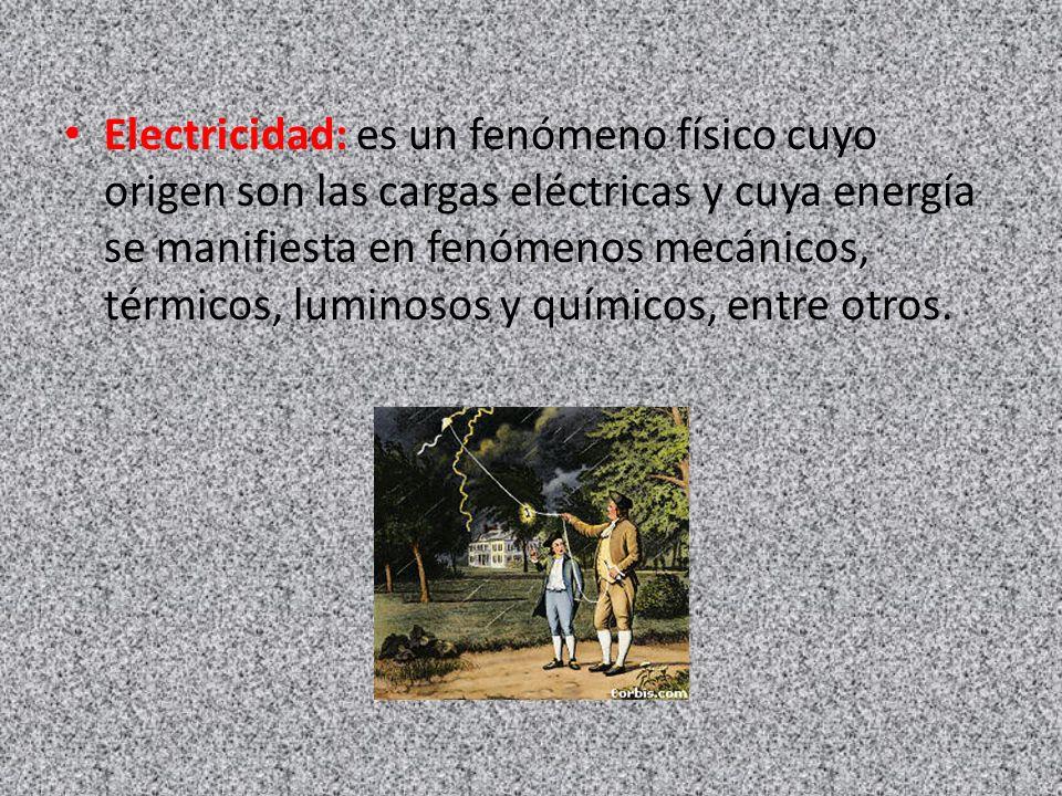 La materia contiene dos tipos de cargas eléctricas: positivas y negativas Cuando un cuerpo se frota la carga se transfiere de un cuerpo al otro, uno de los cuerpos adquiere un exceso de carga positiva y el otro, un exceso de carga negativa.