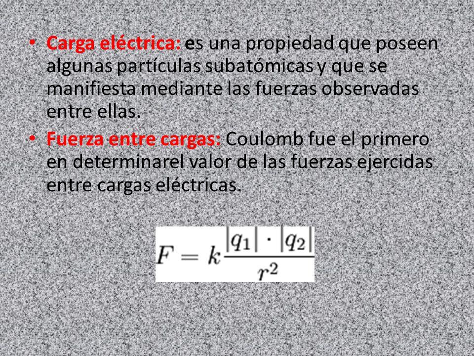 Campo eléctrico : Es un campo vectorial caracterizable en cada punto del espacio y cada instante del tiempo por un módulo, una dirección y un sentido.
