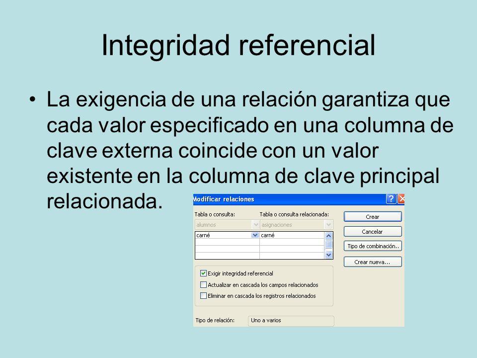Consultas de tabla de referencias cruzadas Las consultas de referencias cruzadas se utilizan para calcular y reestructurar datos de manera que su análisis sea más sencillo.
