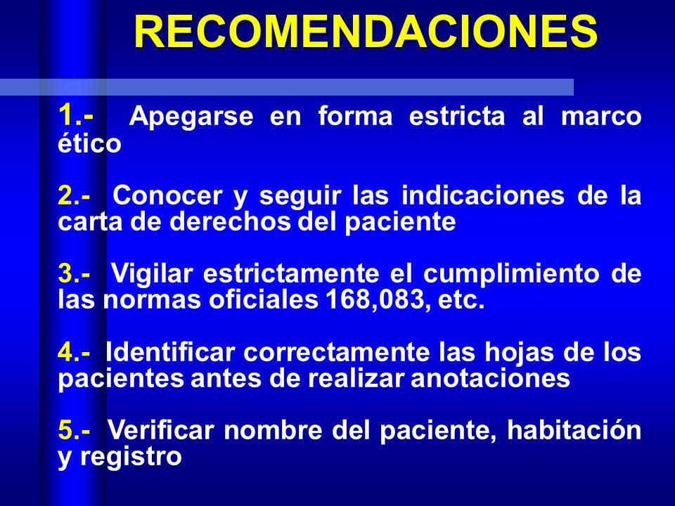 COMISION NACIONAL DE ARBITRAJE MEDICO RECOMENDACIONES PARA MEJORAR LA PRACTICA DE LA MEDICINA Proceder sólo con facultad y conocimientos 5 5 Garantiza