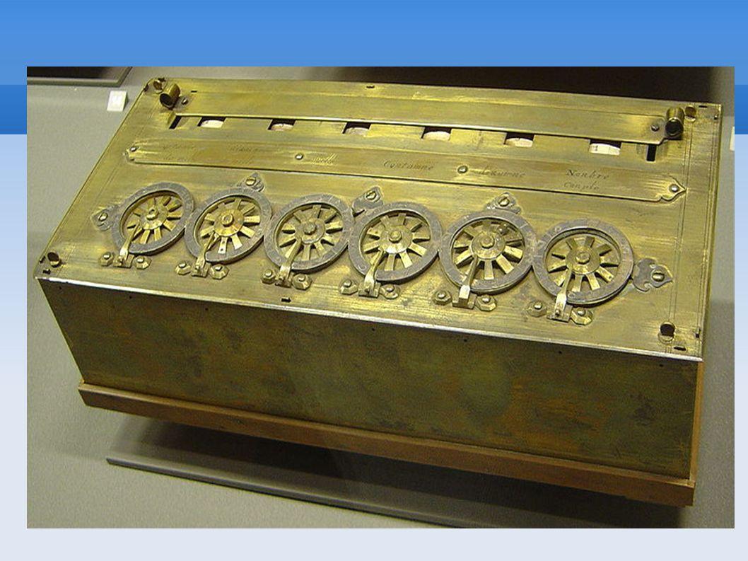 1666 La primera máquina de multiplicar se inventó por Sir Samuel Morland, entonces Amo de mecánicas a la corte de Rey Charles II de Inglaterra.