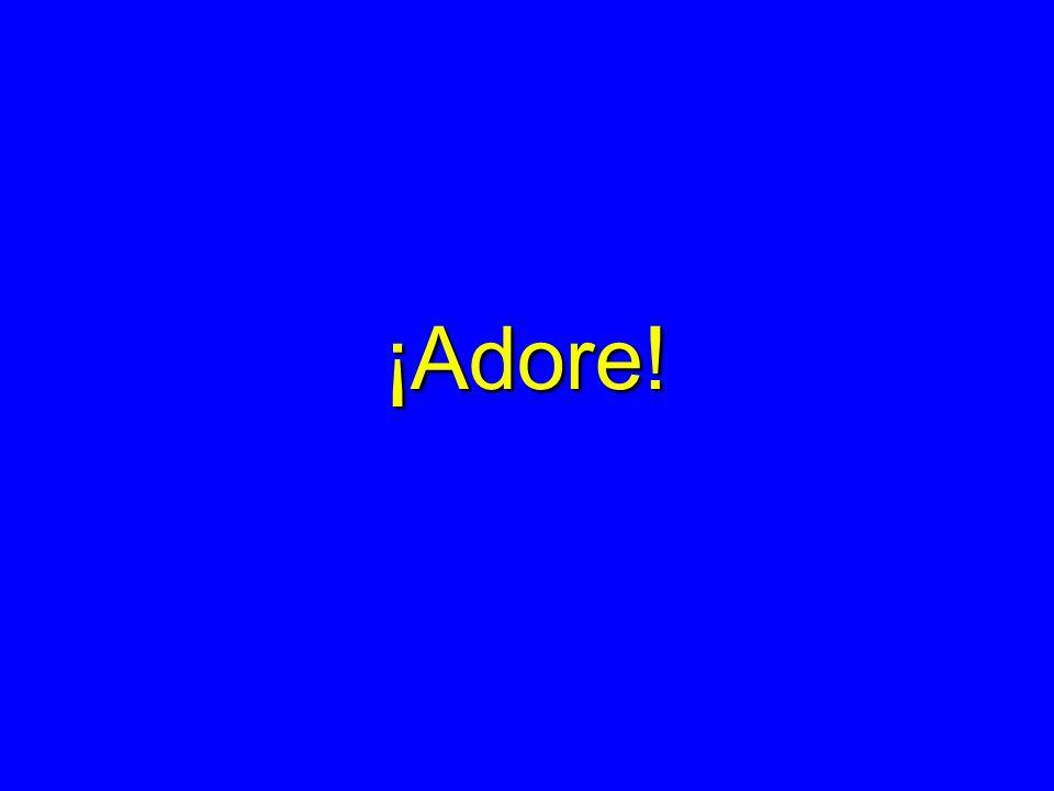 ¡Adore!