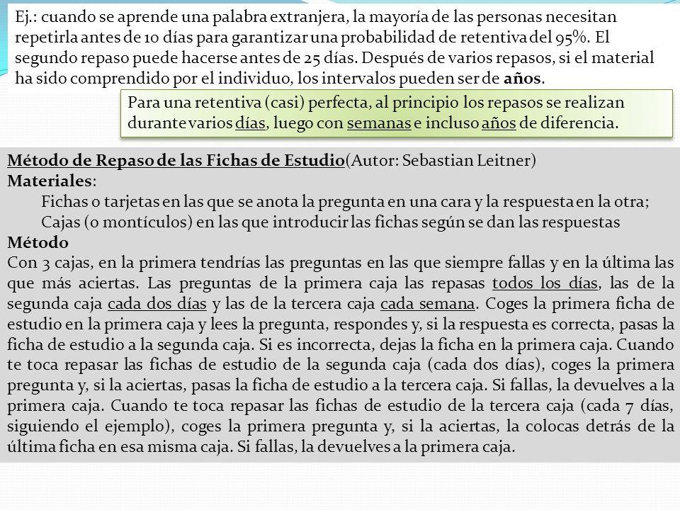 10.Alteraciones de la memoria 10.1. Alteraciones no patológicas.