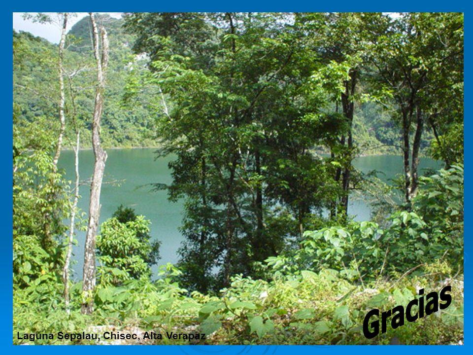 Laguna Sepalau, Chisec, Alta Verapaz