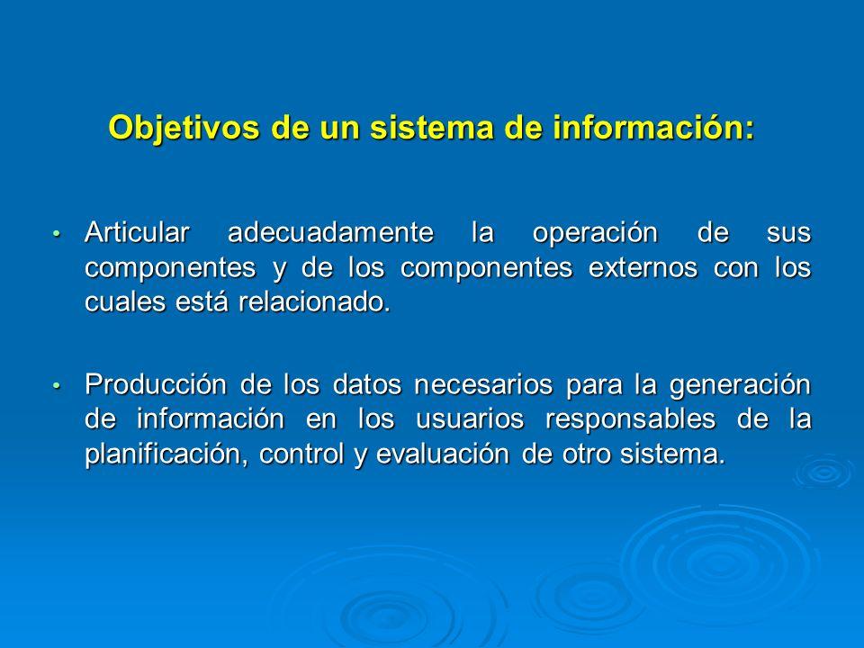 Articular adecuadamente la operación de sus componentes y de los componentes externos con los cuales está relacionado. Articular adecuadamente la oper