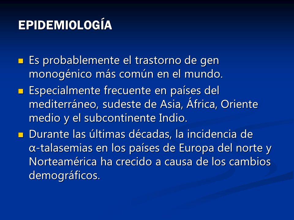 Es probablemente el trastorno de gen monogénico más común en el mundo. Es probablemente el trastorno de gen monogénico más común en el mundo. Especial
