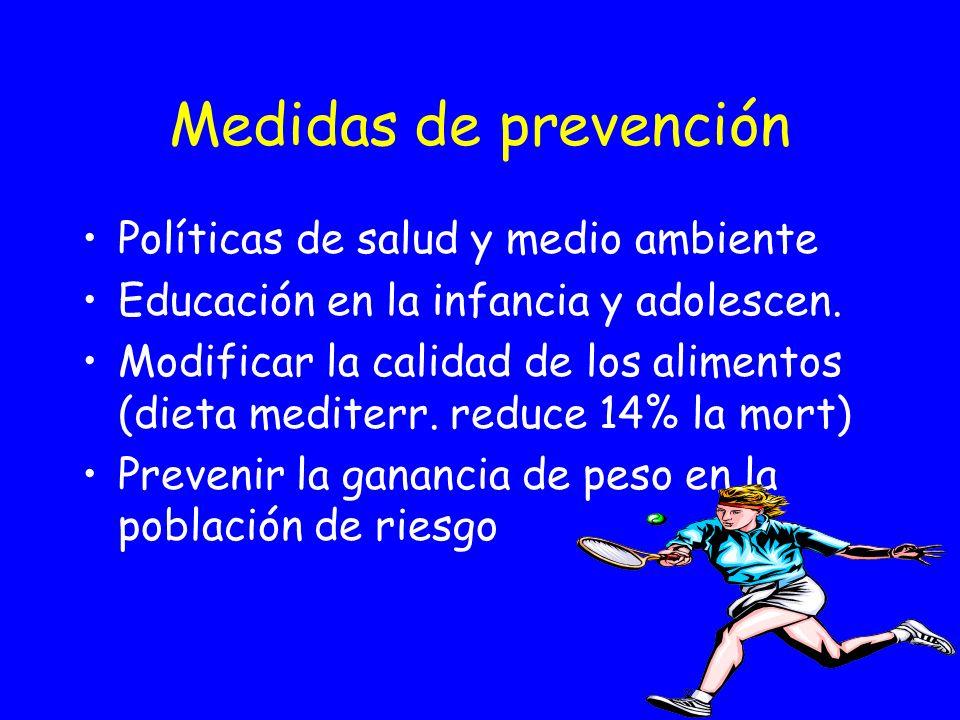 Prevención en la infancia