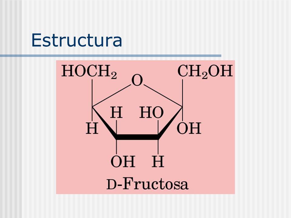 No existen métodos específicos para la determinación de fructuosa en presencia de otros azucares.
