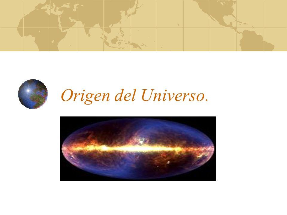 El Universo es todo, sin excepciones.