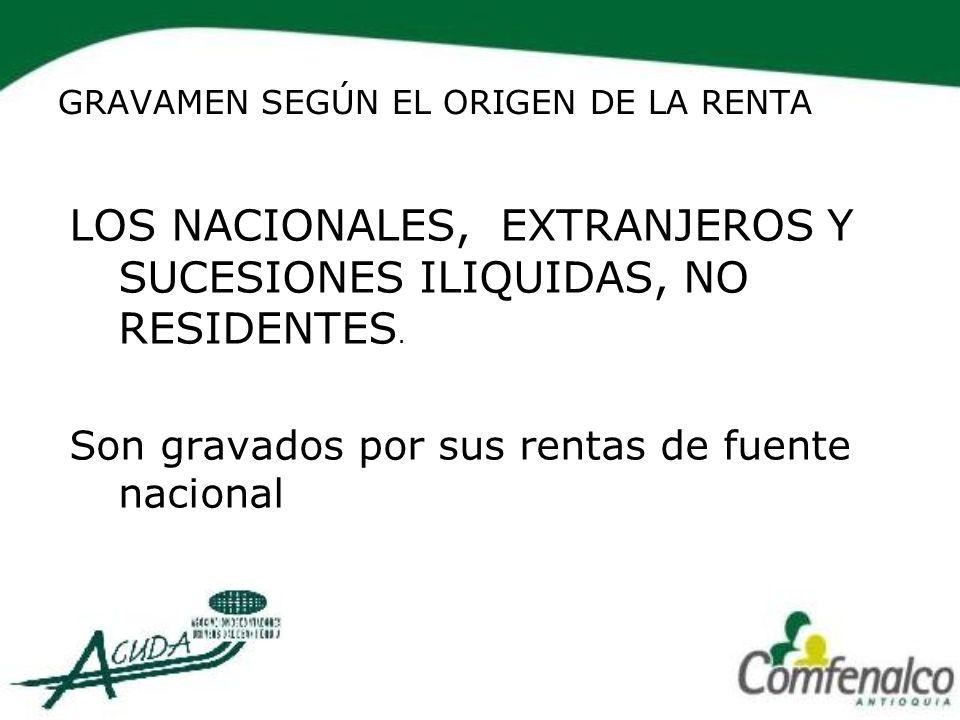 INGRESOS NO CONSTITUTIVOS DE RENTA NI GANANCIA OCASIONAL 17.El incentivo a la capitalización rural ICR.