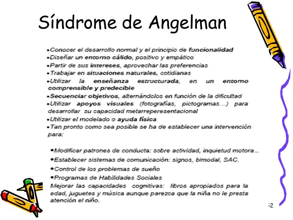 52 Síndrome de Angelman