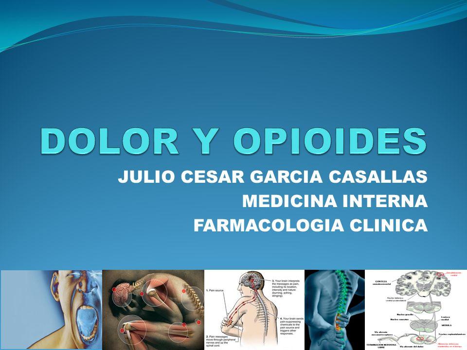 JULIO CESAR GARCIA CASALLAS MEDICINA INTERNA FARMACOLOGIA CLINICA