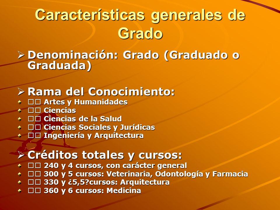 Enseñanzas de Grado Enseñanzas de Grado Finalidad la obtención de una formación general, en una o varias disciplinas, para el ejercicio de actividades