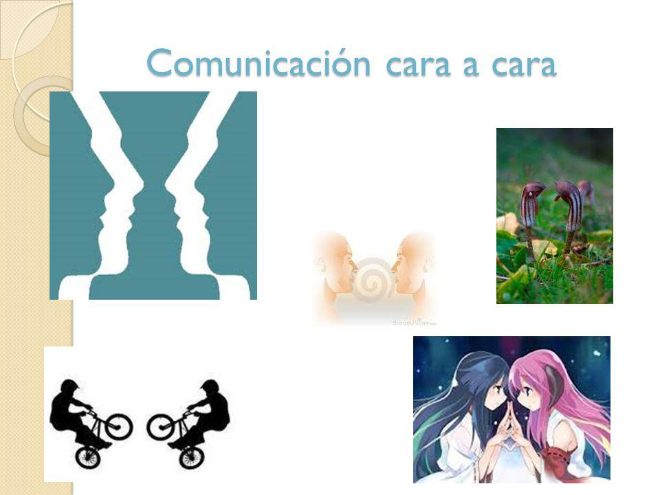 Comunicación cara a cara