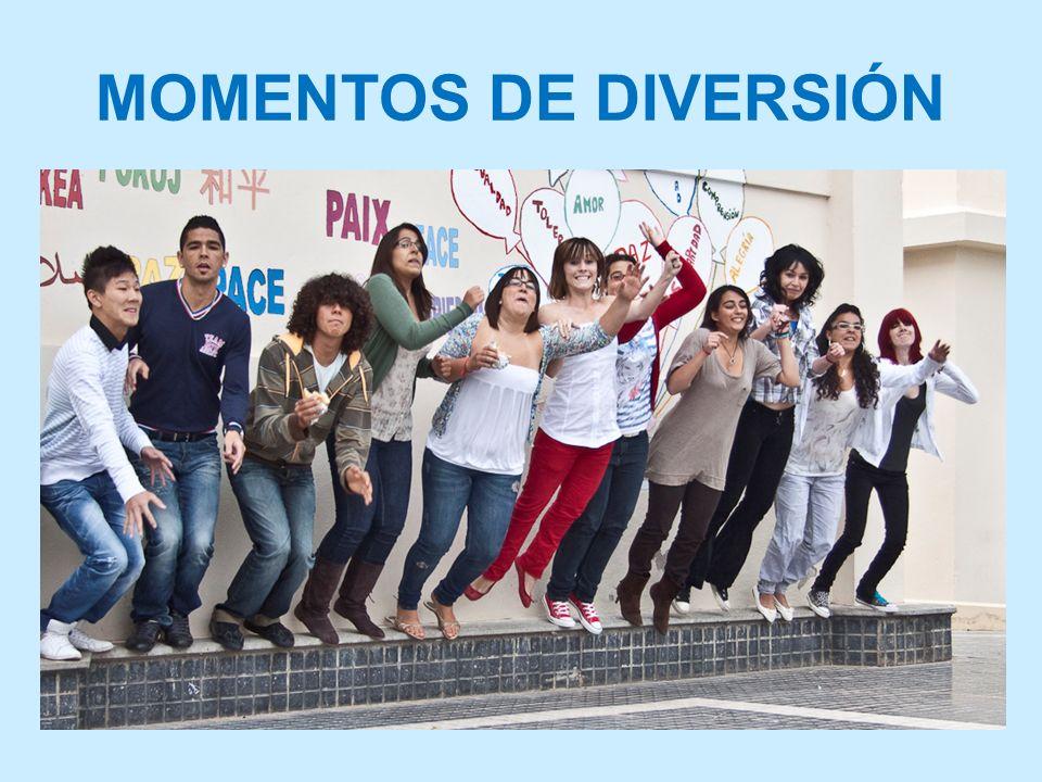 MOMENTOS DE DIVERSIÓN