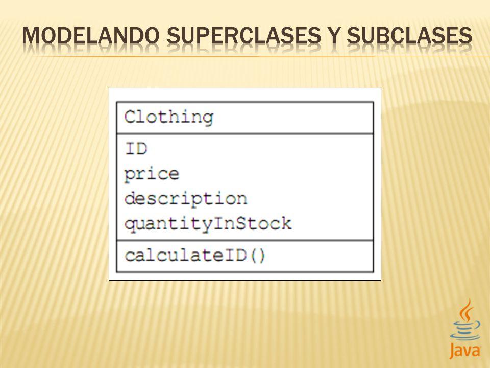 Algunos lenguajes permiten que una clase pueda tener mutiples SUPERCLASES.