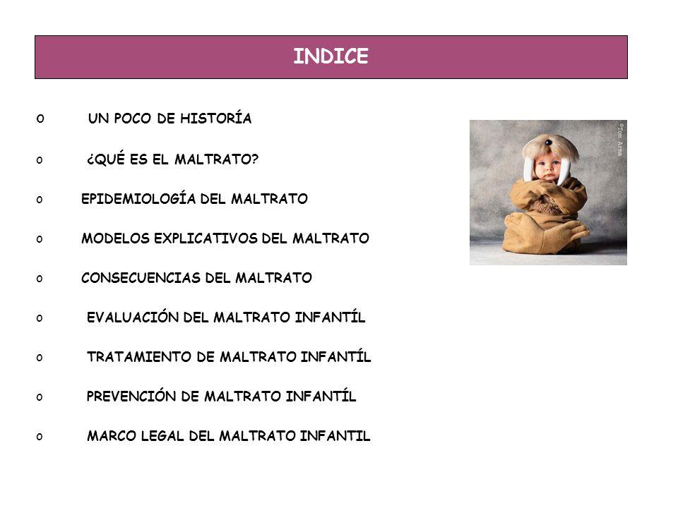 UN POCO DE HISTORÍA Ley de Protección de la infancia en España (1904), Dr.