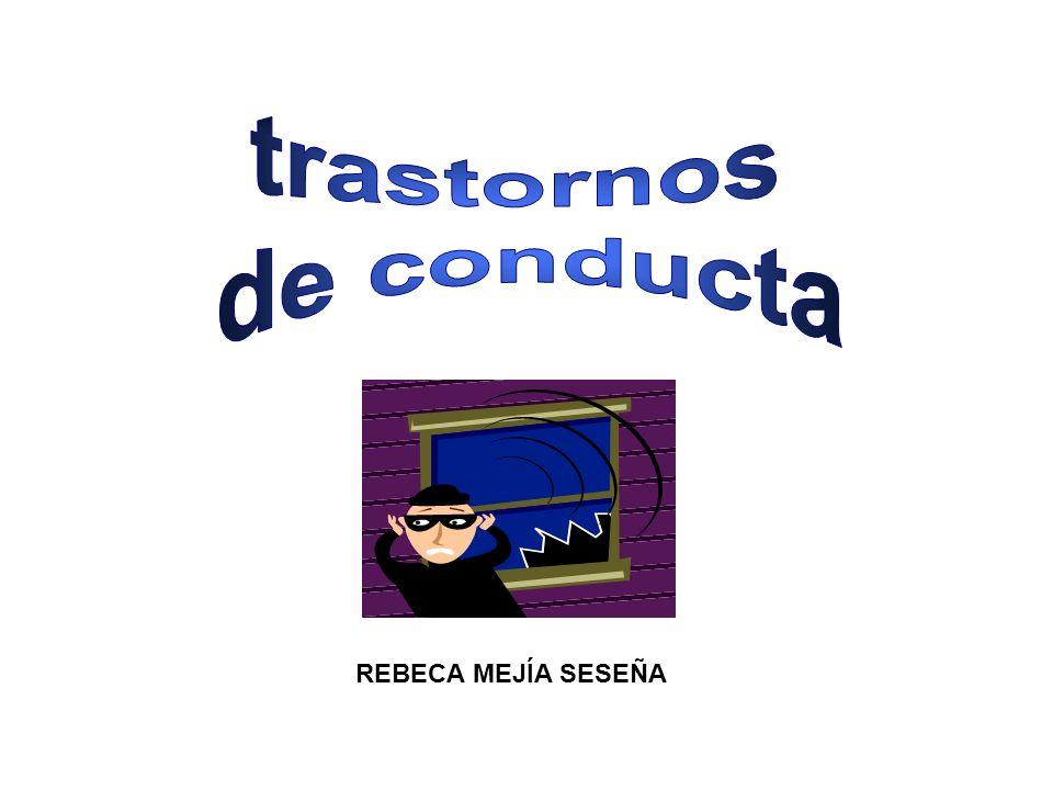 TRASTORNO DISOCIAL TERAPIA FAMILIAR FUNCIONAL Enfoque integrador: terapias sistémica+ conductual + cognitiva.
