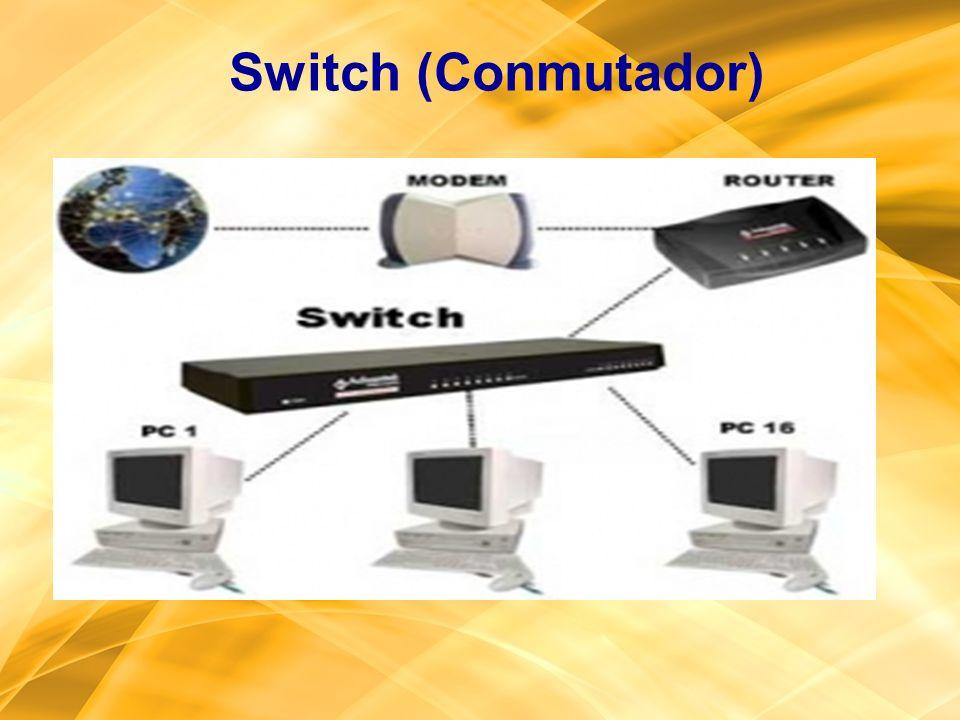 Switch (Conmutador)