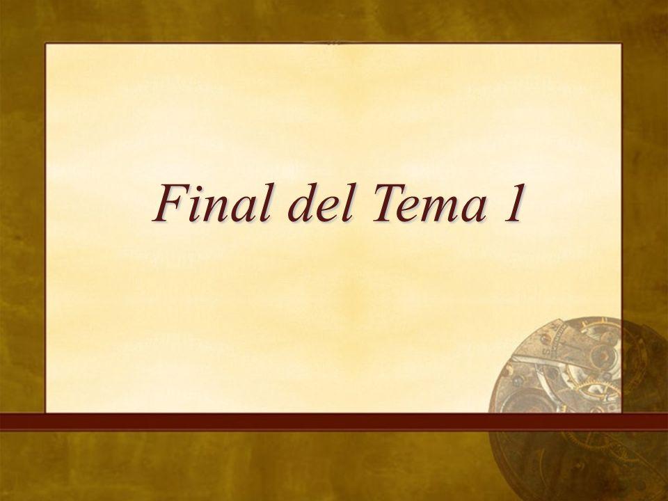 Final del Tema 1