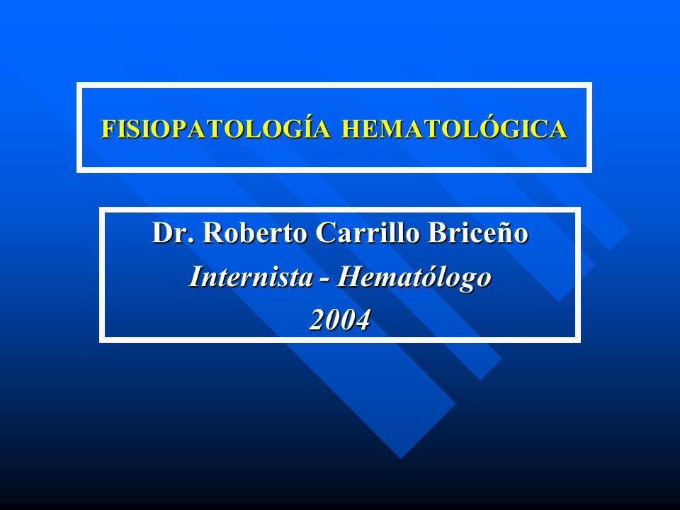 Generalidades Orientación hacia la enfermedad como una alteración fisiológica.