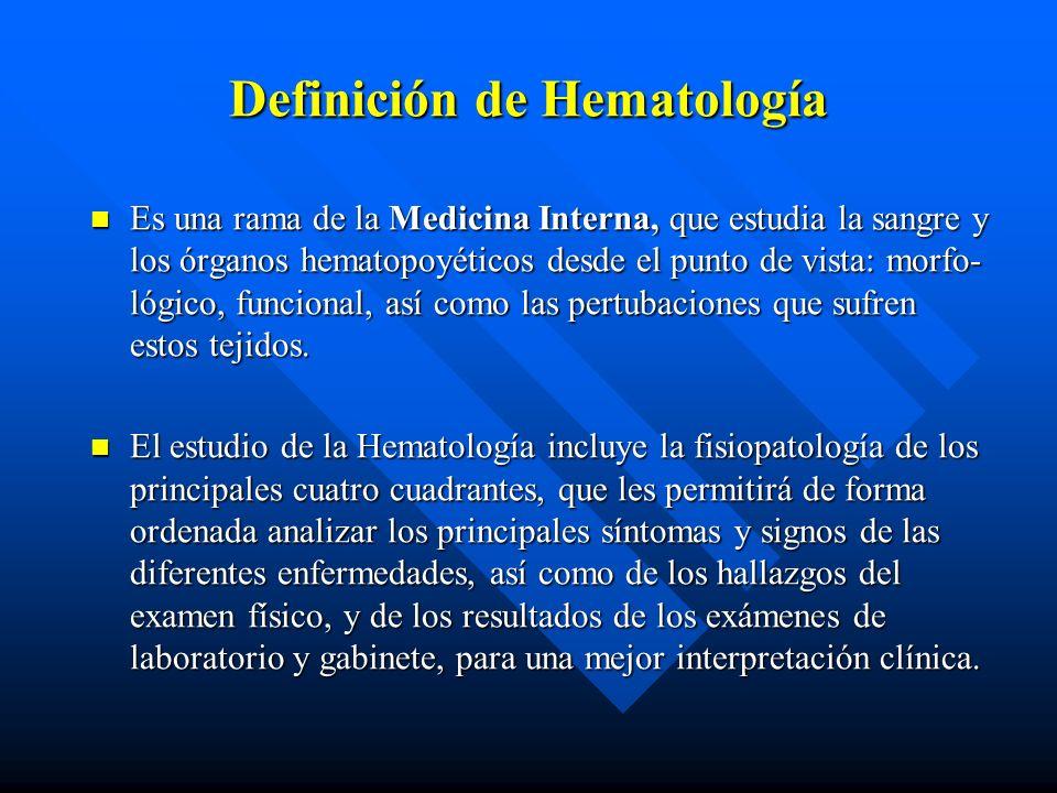 Hematopoyesis La hemopoyesis o hematopoyesis se puede definir como la serie de fenómenos establecidos que se inician a nivel uni- celular con la autoduplicación, seguidos de diferenciación, maduración, terminando con la proliferación con la pro- ducción de los elementos formes sanguíneos funcionales.