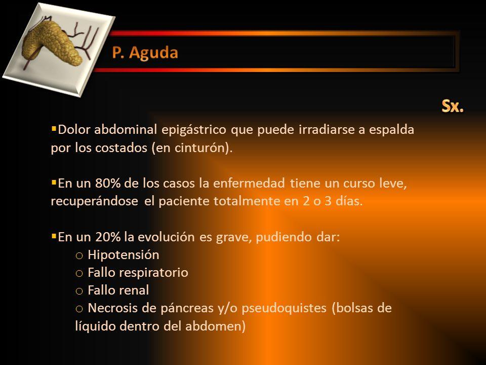CLASIFICACION ALCOHOLICA TROPICAL GENETICA METABOLICA: Hipercalcemia,Hiperlipidemia,hiperTg, Def lipasa..