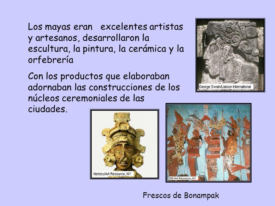 Los mayas podían tener una sola esposa o un solo esposo por lo tanto el matrimonio era monogámico Los mayas se casaban alrededor de los 20 años y el m