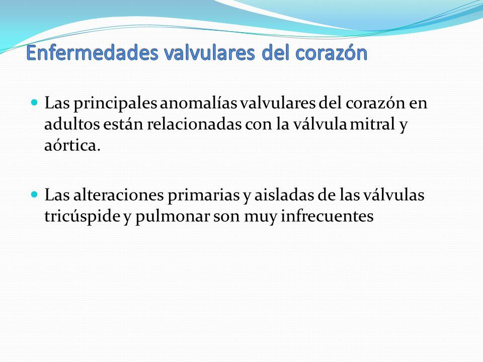 Es una reducción en el orificio efectivo de la válvula el cual normalmente es de 5-6 cm2.