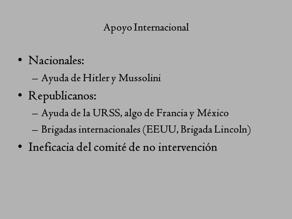 El 18 de julio de 1936 los militares más conservadores del Ejército español se levantaron en armas contra la República. Este acto significaba el fin d