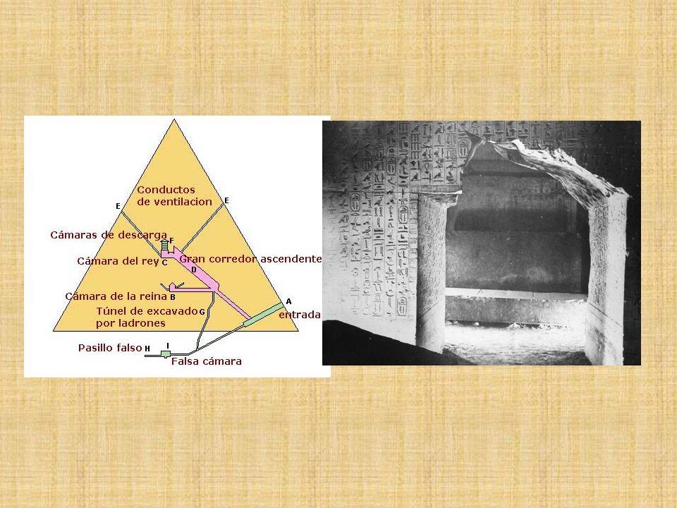 Pirámides: ¿cómo? ¿para qué?