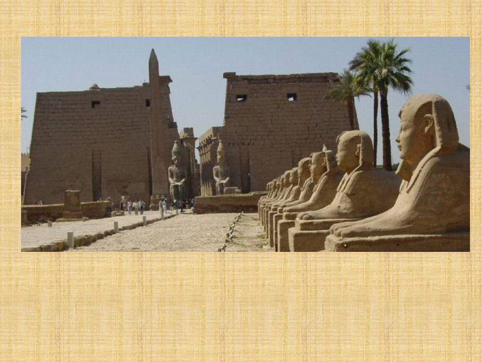 Ciudad Celestial La ciudad de las 100 puertas Templo de Luxor