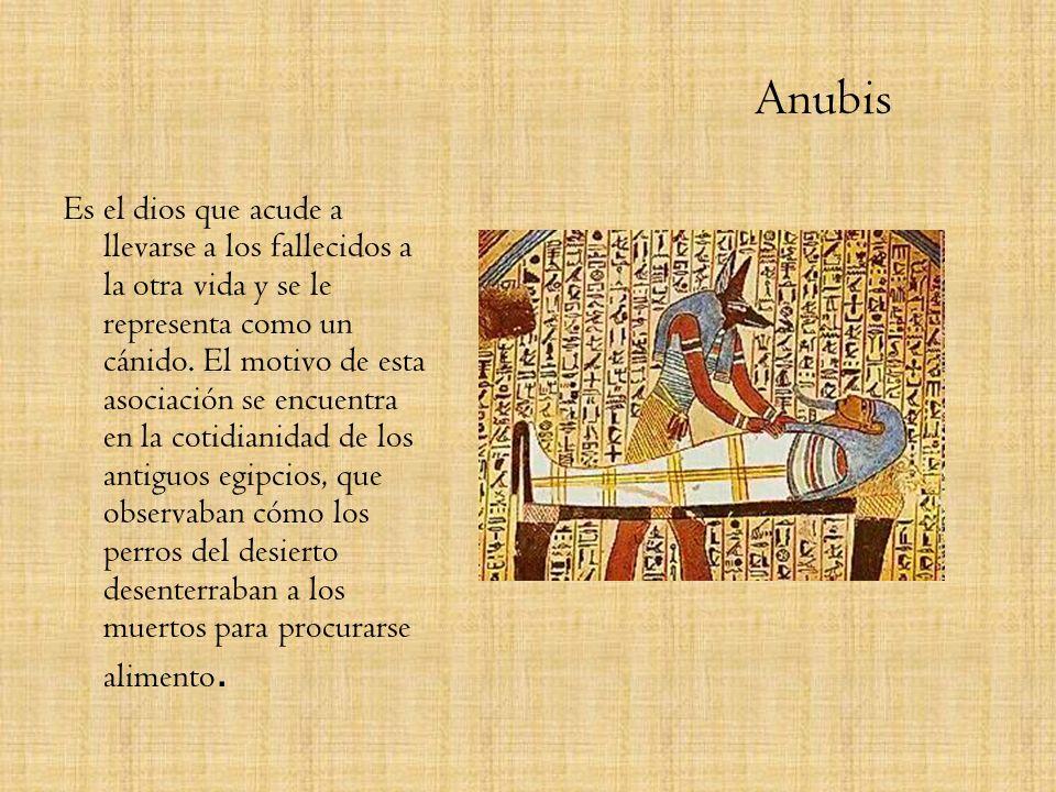Osiris Era rey en la tierra y enseñó a los egipcios la religión y el cultivo de los cereales. Pero fue asesinado por su celoso hermano Set, que le eng
