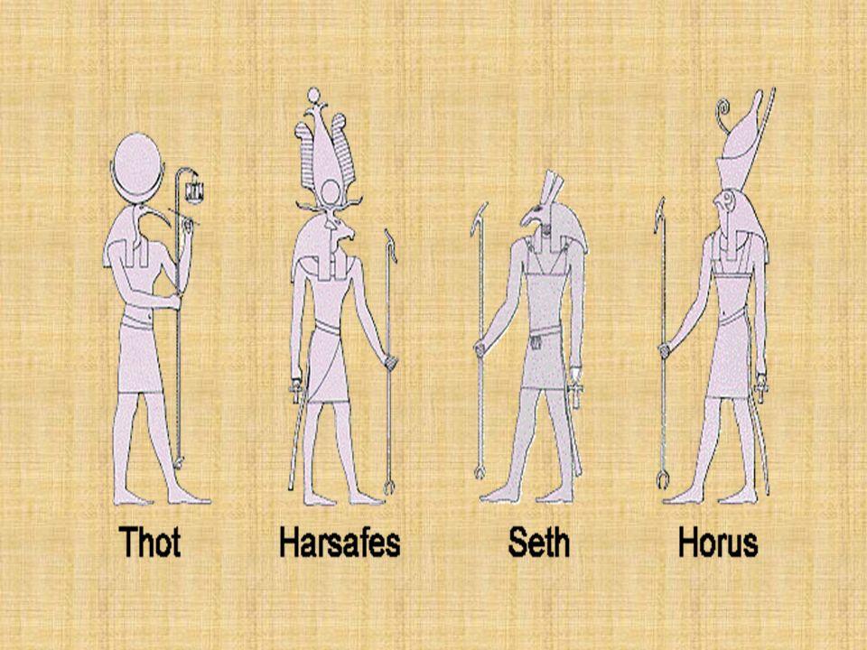 Horus Dios con forma de halcón que en un principio tenía por ojos al Sol y a la Luna, pero después de que el Sol fuera asignado a Ra como símbolo, la