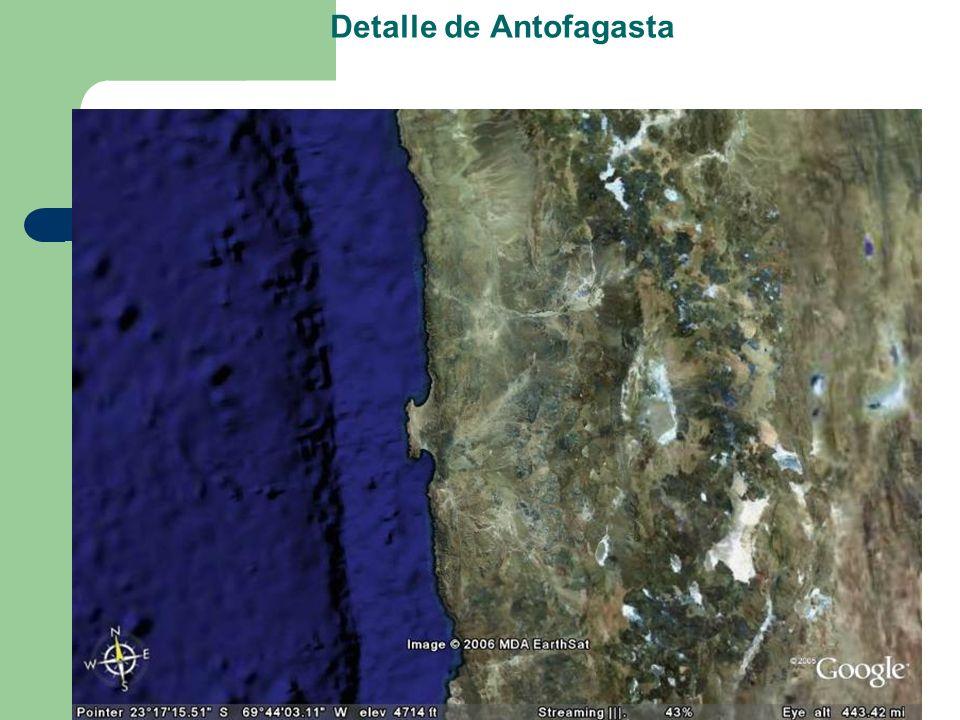 Detalle de Antofagasta