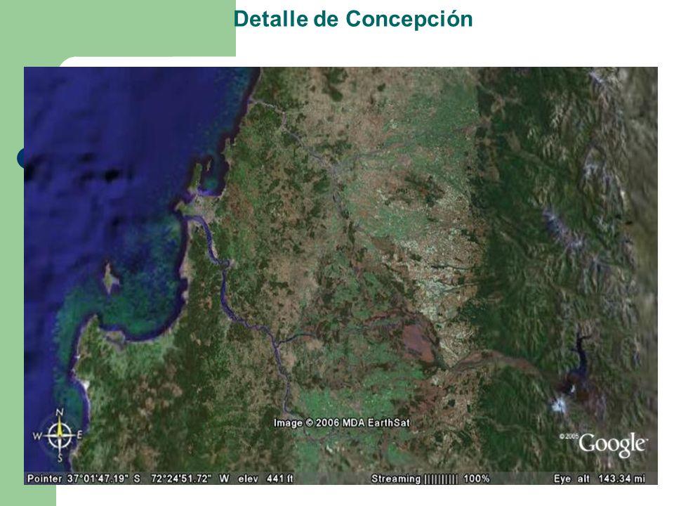 Detalle de Concepción