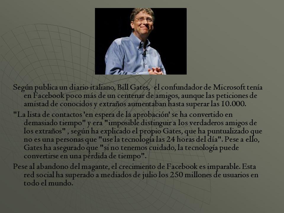 Mark Elliot Zuckerberg Co-fundadores de Yahoo.