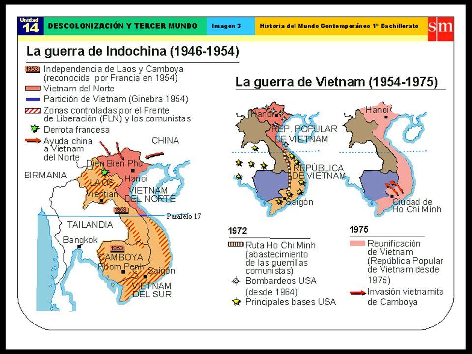 Revolución Cubana: giro hacia la izquierda Antecedentes Gobierno autoritario de Fulgencio Batista (1940) Control de los recursos naturales en manos foráneas (azucar-FFCC-telefonía- sistema bancario) Influencia política y económica de Estados Unidos Sistema político, económico y social que invitaba a la revolución