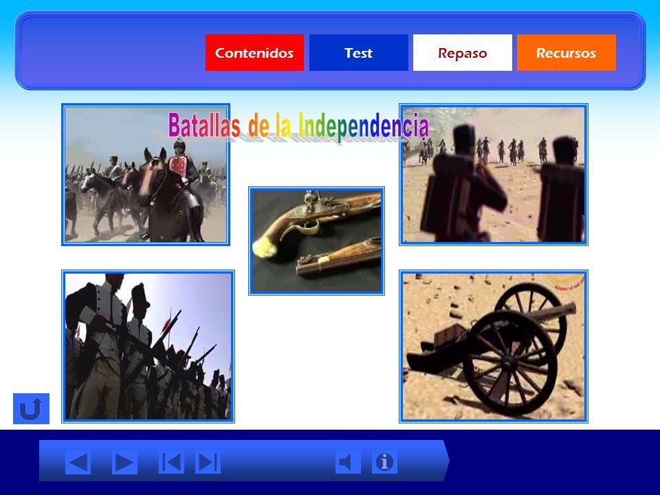 ContenidosTestRepasoRecursos Recreación digital de la serie Héroes de Canal13