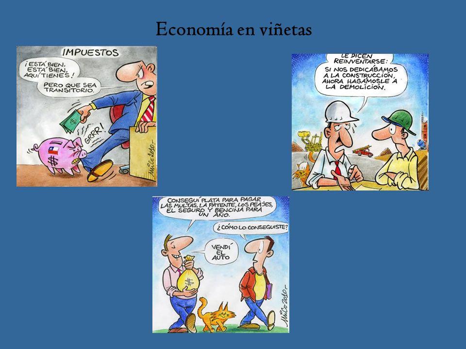Economía en viñetas