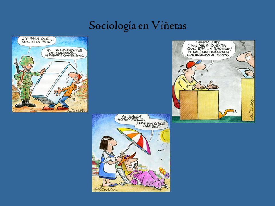 Sociología en Viñetas